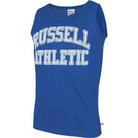 Maieu bărbați - Russell Athletic COMBO SINGLET WITH CLASSIC ARCH LOGO PRINT - 2