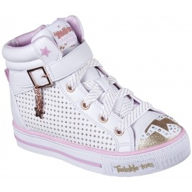 Skechers SHUFFLES POP DAZZLE - Pantofi sport fete