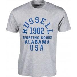 Russell Athletic S/S CREW ALABAMA TEE - Tricou de bărbați