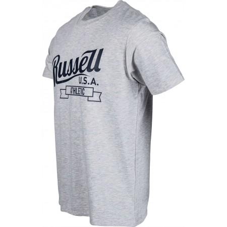 Tricou de bărbați - Russell Athletic S/S CREW RA PRINT - 2