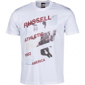 Russell Athletic AMERICA PHOTO PRINT