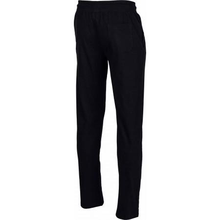 Pantaloni trening bărbați - Russell Athletic JERSEY OPEN PANT - 3
