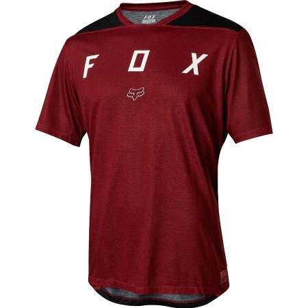 Tricou ciclism copii - Fox YOUTH INDICATOR SS - 1