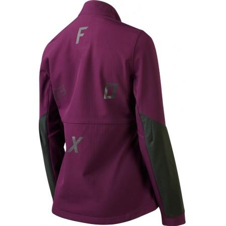 Geacă ciclism de damă - Fox Sports & Clothing W ATTACK FIRE SOFTSH - 2