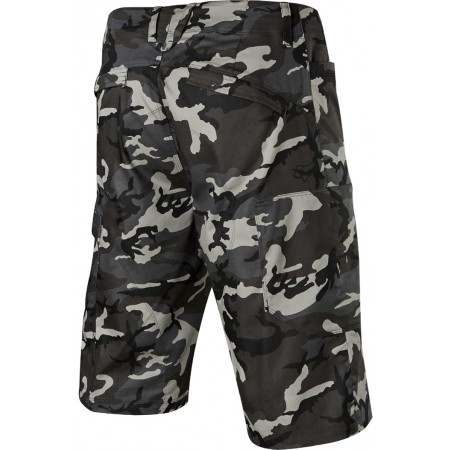 Pantaloni scurți de trail - Fox Sports & Clothing SERGEANT CAMO SH - 2