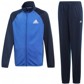 adidas BOYS TRACKSUIT ENTRY CLOSED HEM