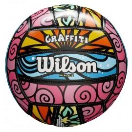 Wilson GRAFFITI MINI VB - Minge mini volei