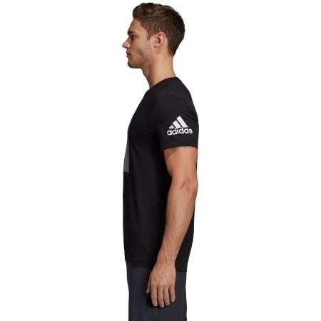 Tricou de bărbați - adidas BARCODE TEE - 3