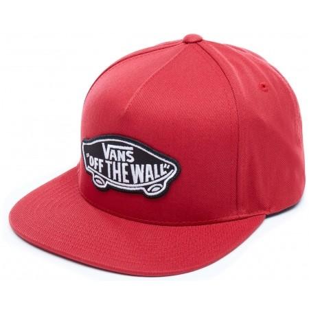 Șapcă de bărbați - Vans CLASSIC PATCH SNAPBACK - 1