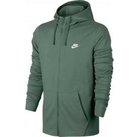Nike HOODIE FZ JSY CLUB - Hanorac de bărbați