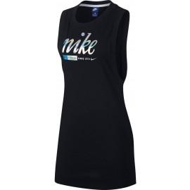 Nike SPORTSWEAR DRSS METALLIC - Rochie de damă