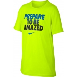 Nike DRY LEG TEE TO BE AMAZED - Tricou de băieţi