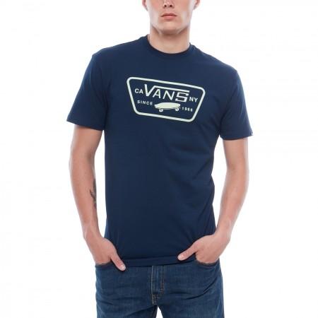 Tricou de bărbați - Vans MN FULL PATCH - 1