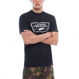 Vans MN FULL PATCH BARBED - Tricou de bărbați