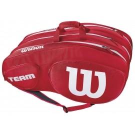 Wilson TEAM III 12 PACK - Geantă de tenis