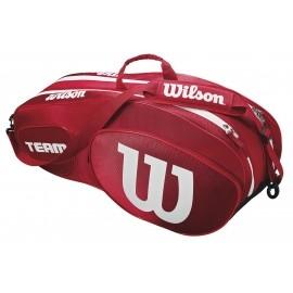 Wilson TEAM III 6PK BAG - Geantă de tenis