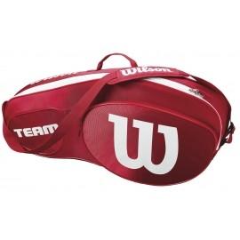 Wilson TEAM III 3PK BAG - Geantă de tenis