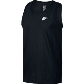 Nike TANK CLUB EMBRD FTRA - Maieu bărbați