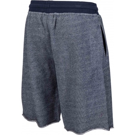 Șort de bărbați - Russell Athletic RAW EDGE SEAMLESS SHORTS WITH TAB LABEL SIGN-OFF - 3