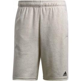 adidas ESSENTIALS RAW HEM FRENCH TERRY SHORT - Pantaloni scurți de bărbați