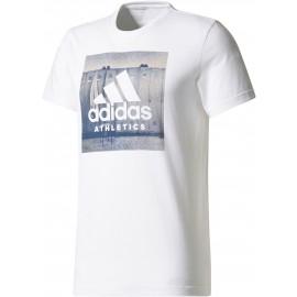 adidas CATEGORY ATH M - Tricou de bărbați