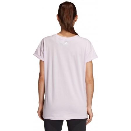 Tricou de damă - adidas ESSENTIALS LINEAR LOOSE TEE - 5