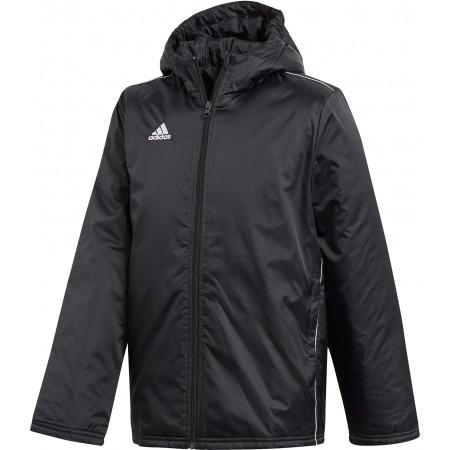 Geacă sport băieți - adidas CORE18 STD JKTY