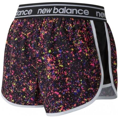 Șort sport de damă - New Balance WS81146BM - 2