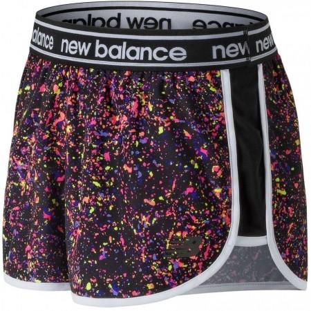 Șort sport de damă - New Balance WS81146BM - 1