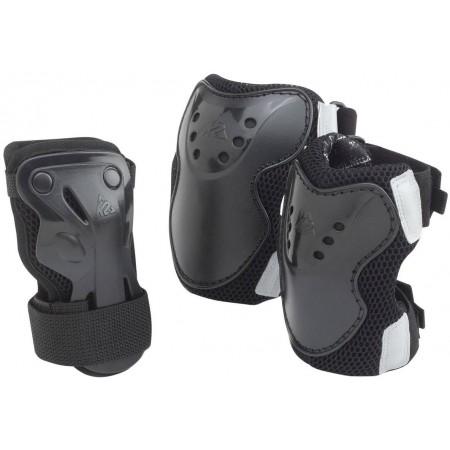 Set protecții role - K2 Inline Skating EXO 4.1. PAD SET
