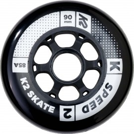 K2 Inline Skating 90MM SPEED WHEEL 4-PACK - Set roți