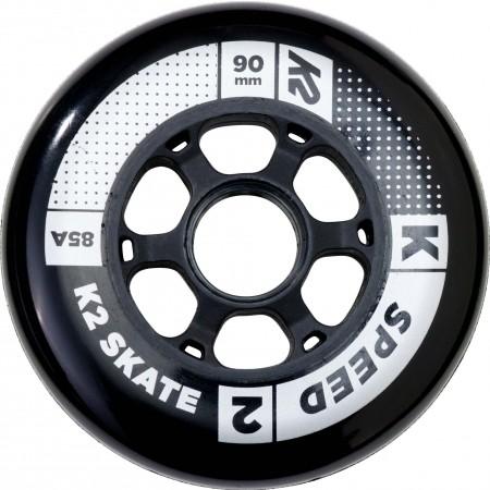 Set roți - K2 Inline Skating 90MM SPEED WHEEL 4-PACK