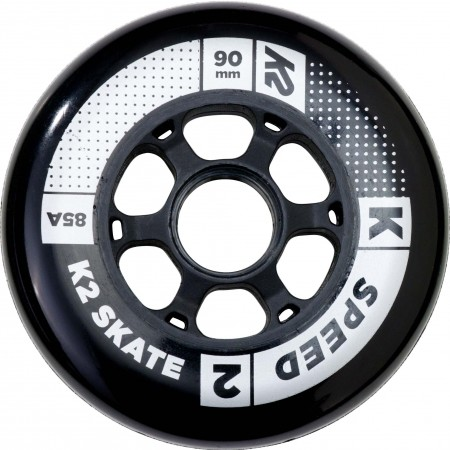 Set roți - K2 90MM SPEED WHEEL 4-PACK