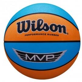 Wilson MVP MINI RBR BSKT - Minge mini de baschet