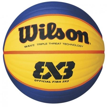 Minge de baschet - Wilson FIBA 3X3 GAME BSKT