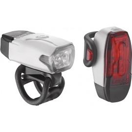 Lezyne LED KTV DRIVE PAIR - Lumini față și spate