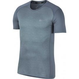 Nike DRY MILER TOP SS - Tricou alergare bărbați
