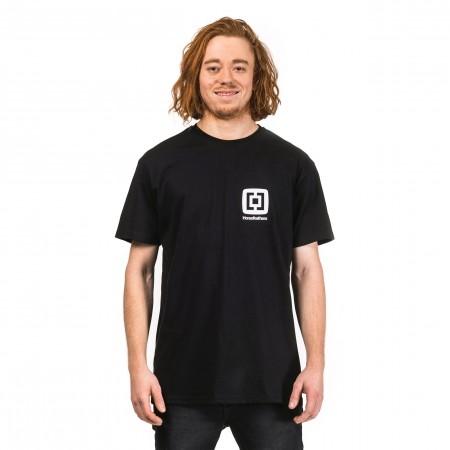 Tricou de bărbați - Horsefeathers MINI LOGO T-SHIRT - 1