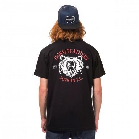 Tricou de bărbați - Horsefeathers BORN T-SHIRT - 2