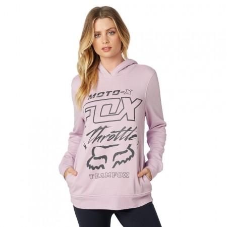 Hanorac de damă - Fox Sports & Clothing THROTTLE MANIAC PO - 1