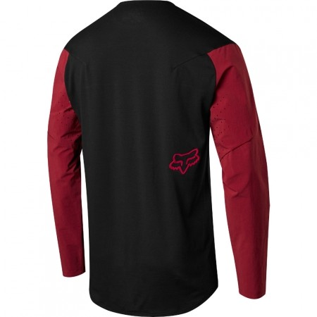 Tricou ciclism - Fox Sports & Clothing ATTACK PRO JERSEY LS - 2