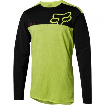 Tricou ciclism - Fox Sports & Clothing ATTACK PRO JERSEY LS - 1