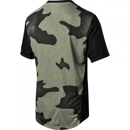 Tricou ciclism - Fox Sports & Clothing INDICATOR SS MASH CAMO - 2