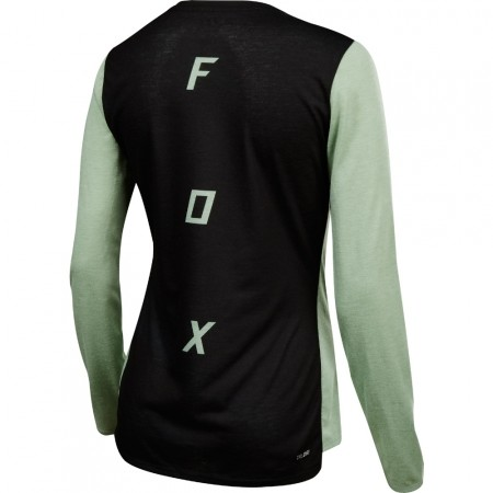 Tricou ciclism - Fox Sports & Clothing W INDICATOR LS ASYM - 4