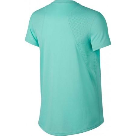 Tricou de alergare damă - Nike RUN TOP SS - 2