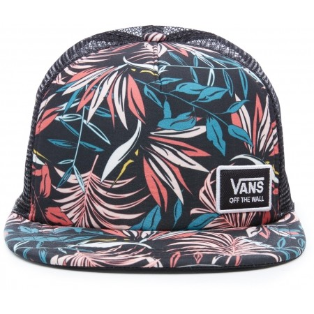Șapcă de damă - Vans WM BEACH BOUND TRUCKER - 1