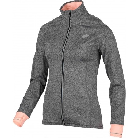 Hanorac sport damă - Lotto X RIDE III SWEAT FZ W - 2