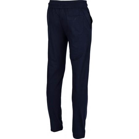 Pantaloni trening bărbați - Russell Athletic JERSEY CLOUSED PANT - 3