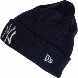 New Era MLB LEAGUE ESSENTIAL CUF NEW YORK YANKESS - Căciulă iarnă de club
