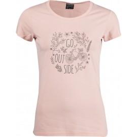 Hi-Tec LADY ANEMONE - Tricou de damă
